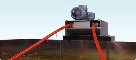 Ölskimmer Modell W20