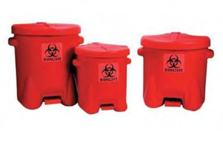 Biogefaehrliche-Polyabfallbehaelter
