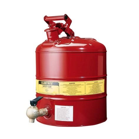 61-04-190-R_a_Abfuellbehaelter_brennbare_Fluessigkeiten_Safety_Container_flammable_Liquids