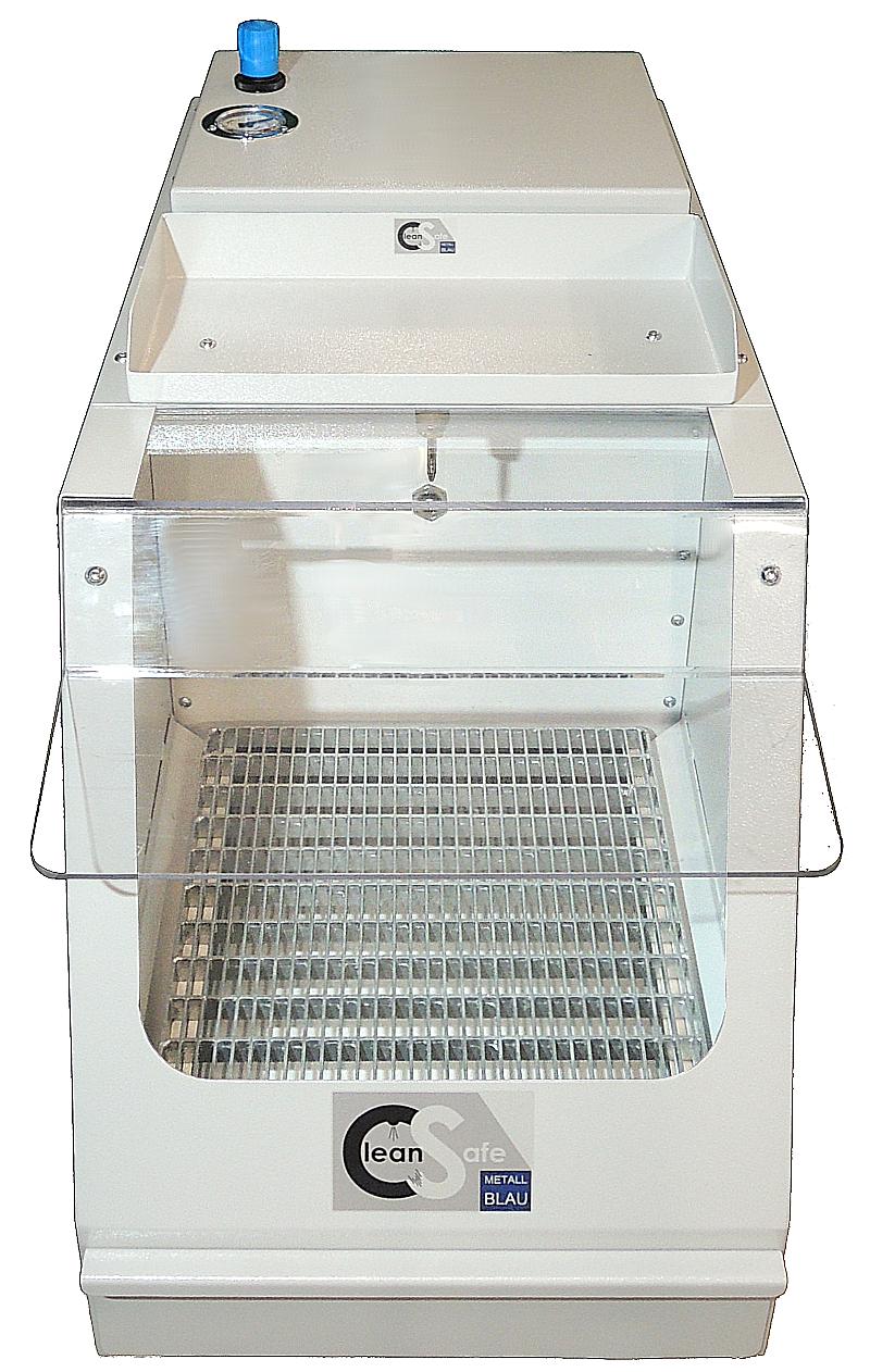 CS-ohne-Staender Luftdruck Teilereiniger