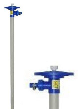 Pumpwerk für Fässer & IBC