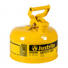 7110200_type-1-safety-can-1-gallon-yellow_justrite
