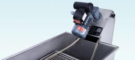 Ölskimmer Skimmerinteligent, Ölabscheider Modell 10