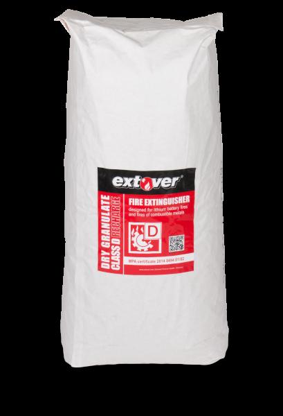 Gefahrgutverpackung - Füllstoff extover 1 Sack ca.55 Liter